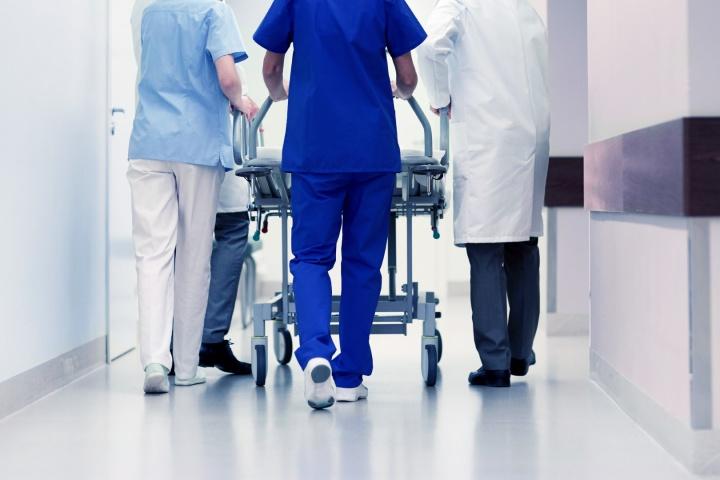 Pranie dla szpitali
